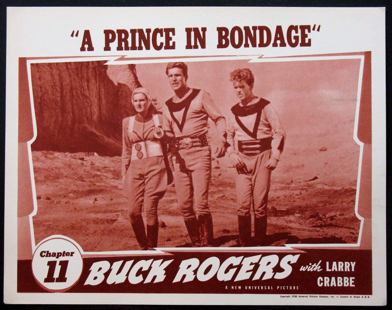 BUCK ROGERS @ FilmPosters.com