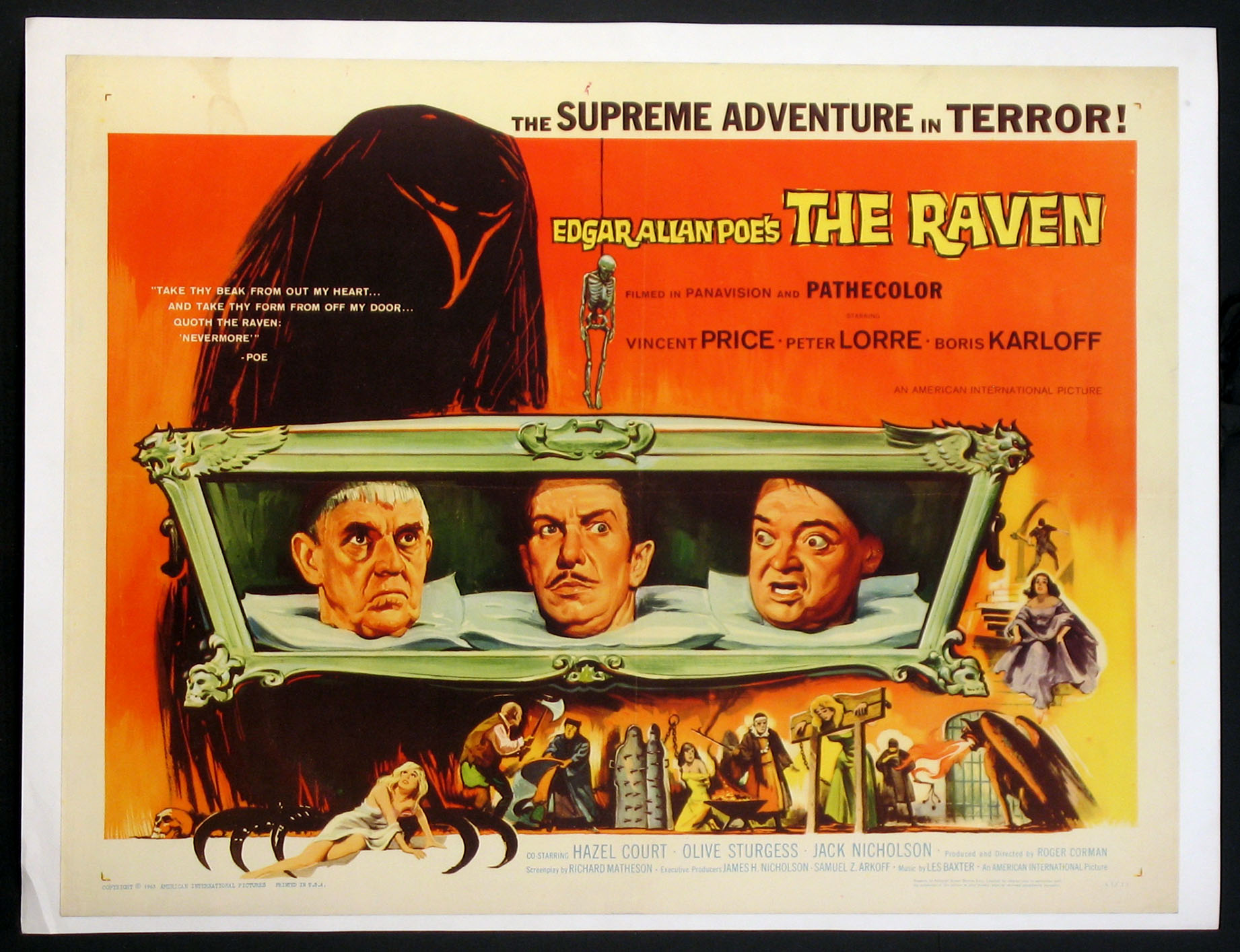 RAVEN, THE (The Raven) @ FilmPosters.com
