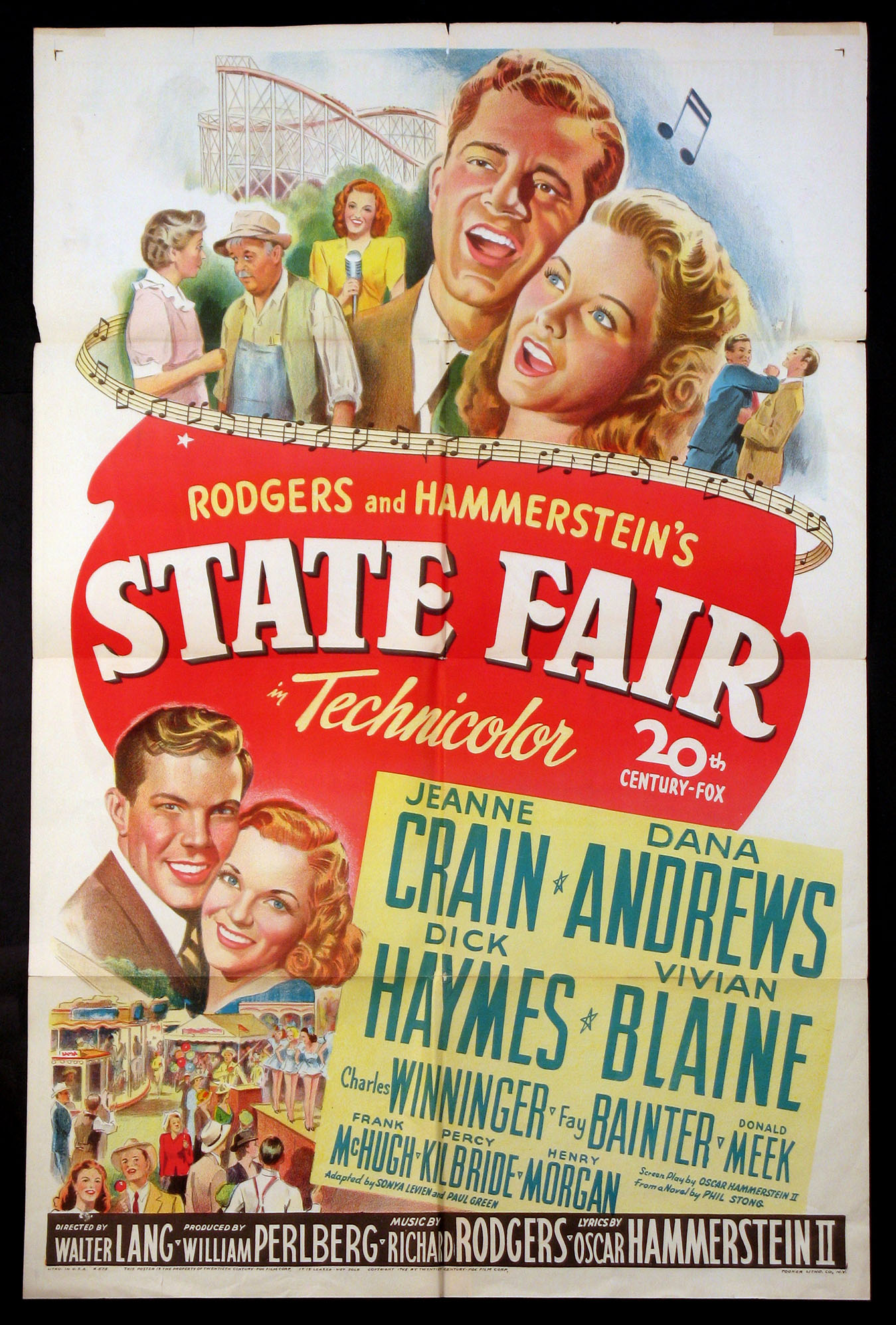 STATE FAIR @ FilmPosters.com