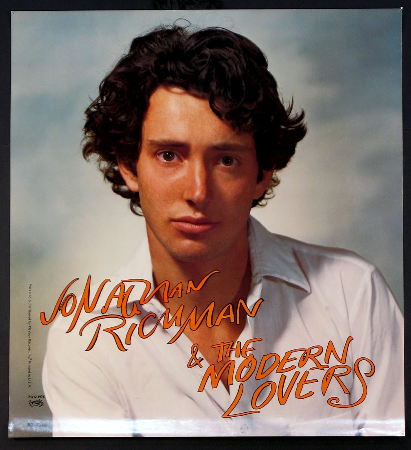JONATHAN RICHMAN AND THE MODERN LOVERS ALBUM PROMOTIONAL POSTER @ FilmPosters.com
