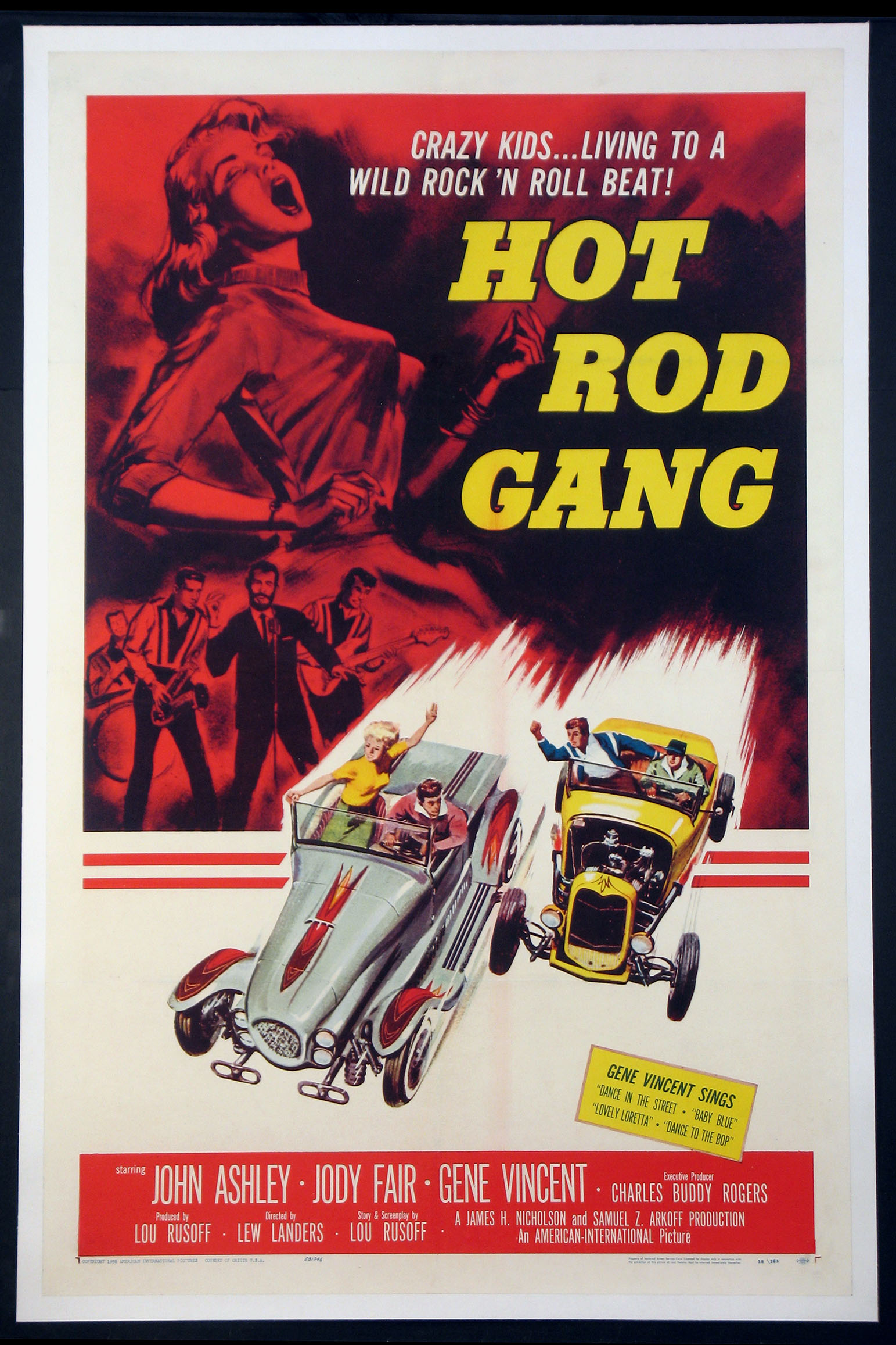 HOT ROD GANG @ FilmPosters.com