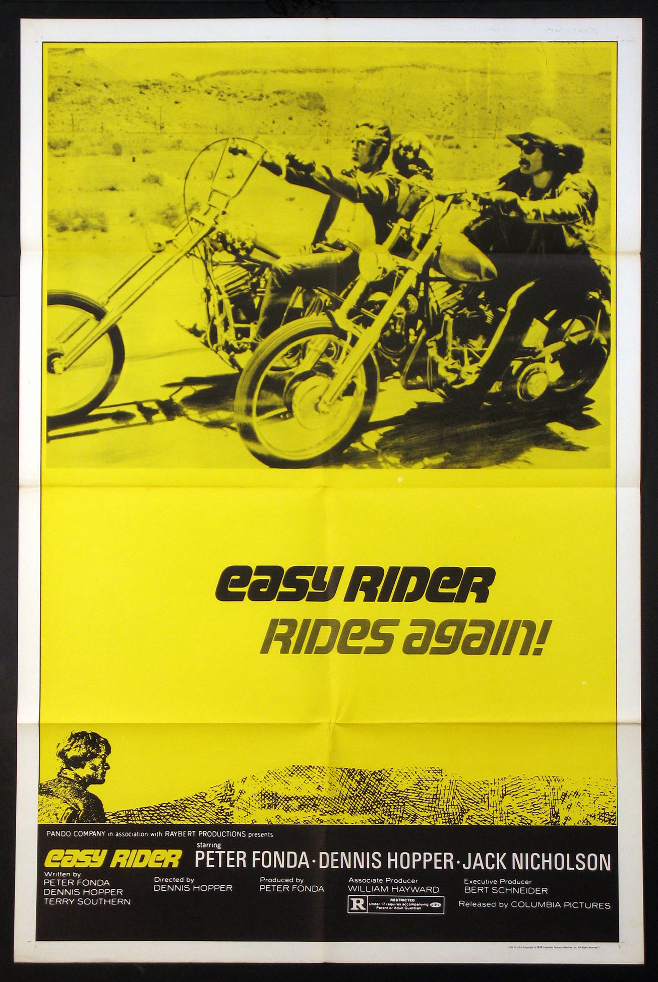 EASY RIDER @ FilmPosters.com