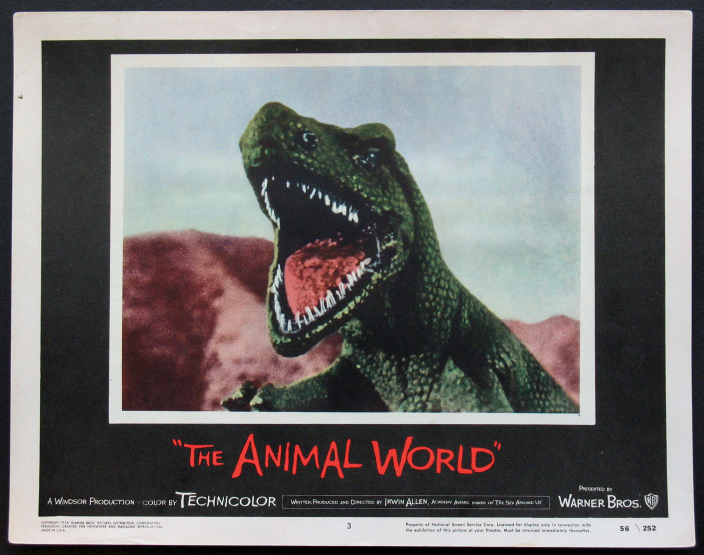 ANIMAL WORLD @ FilmPosters.com