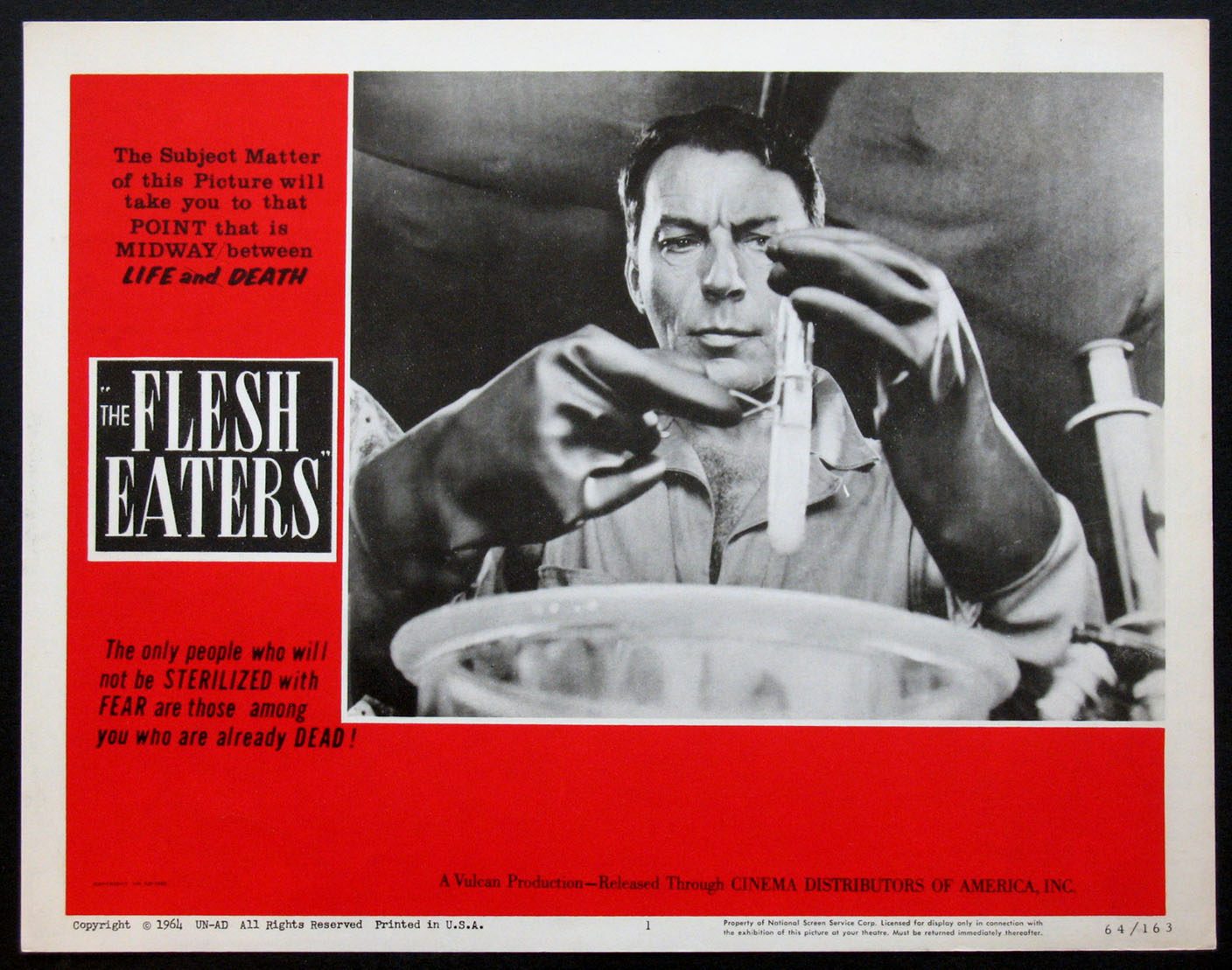 FLESH EATERS, THE @ FilmPosters.com