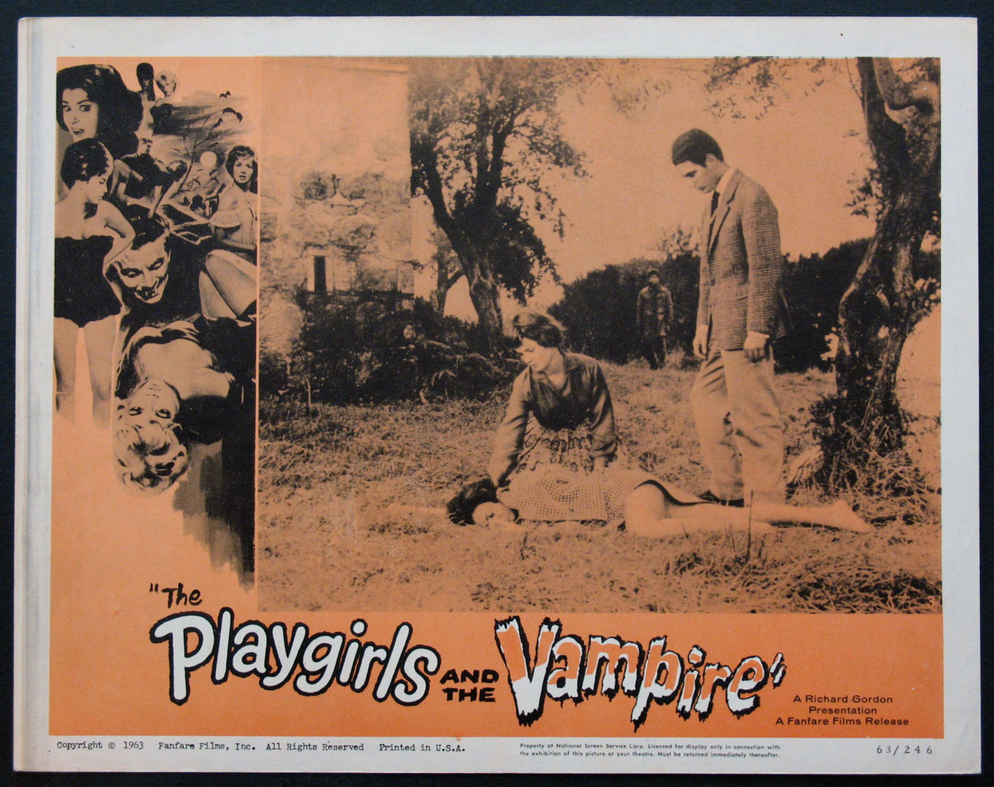 PLAYGIRLS AND THE VAMPIRE @ FilmPosters.com