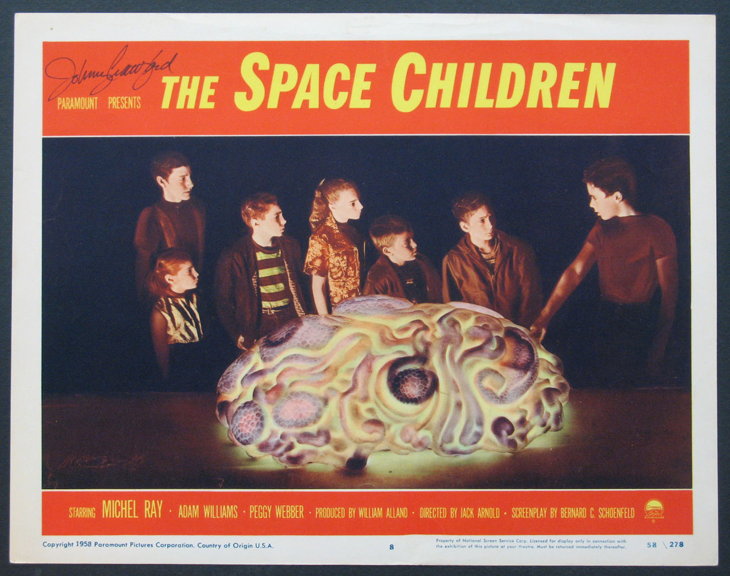 SPACE CHILDREN @ FilmPosters.com