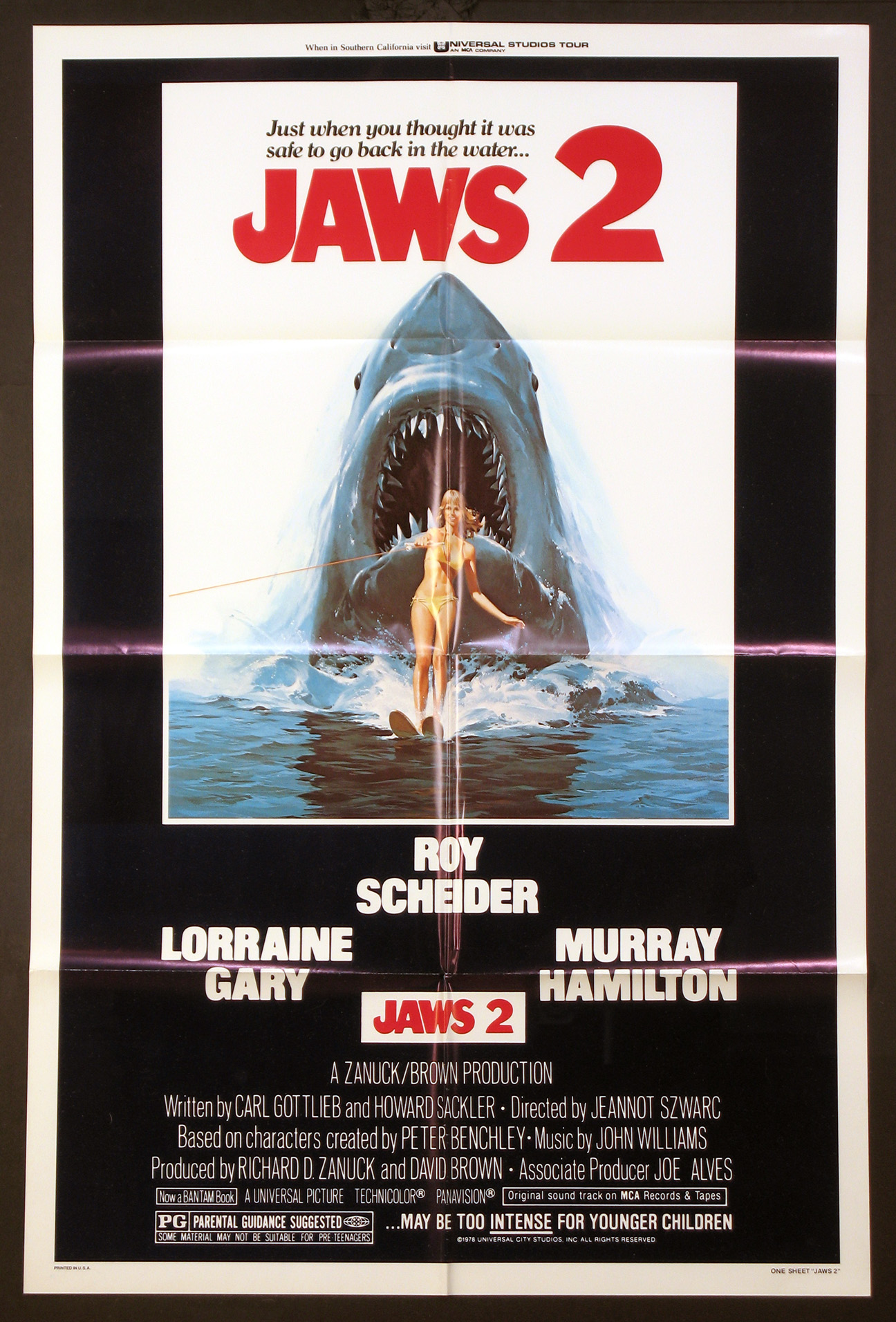 JAWS 2 @ FilmPosters.com