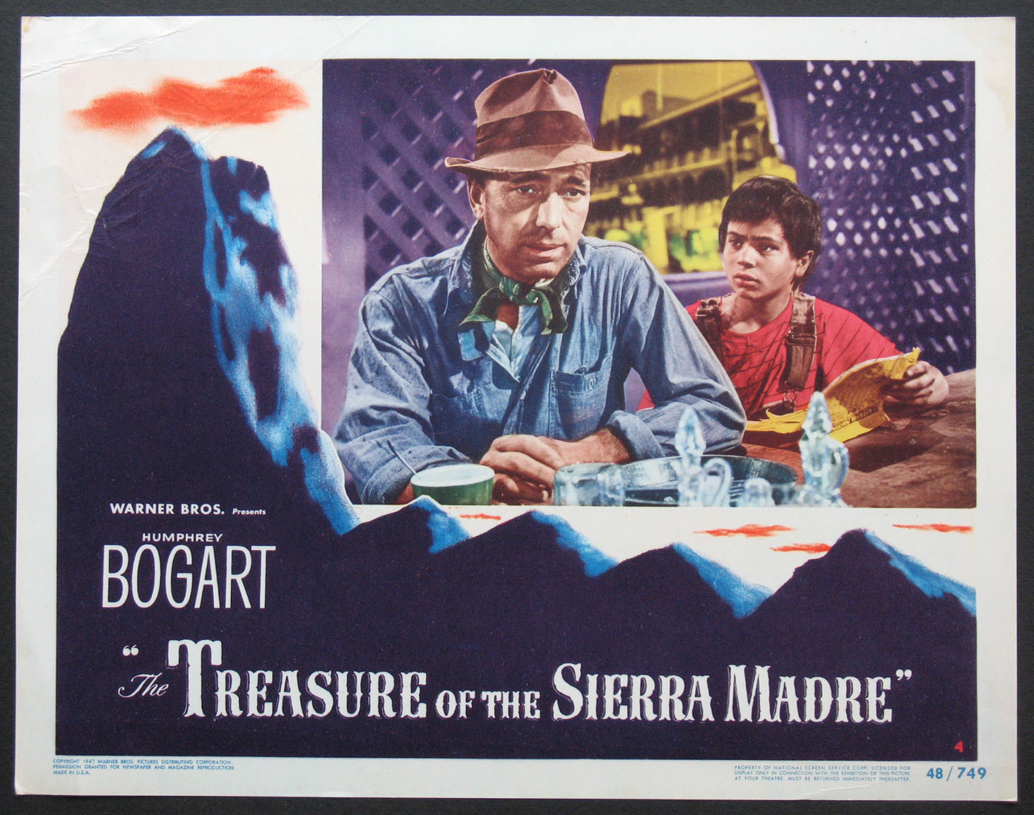 TREASURE OF THE SIERRA MADRE @ FilmPosters.com