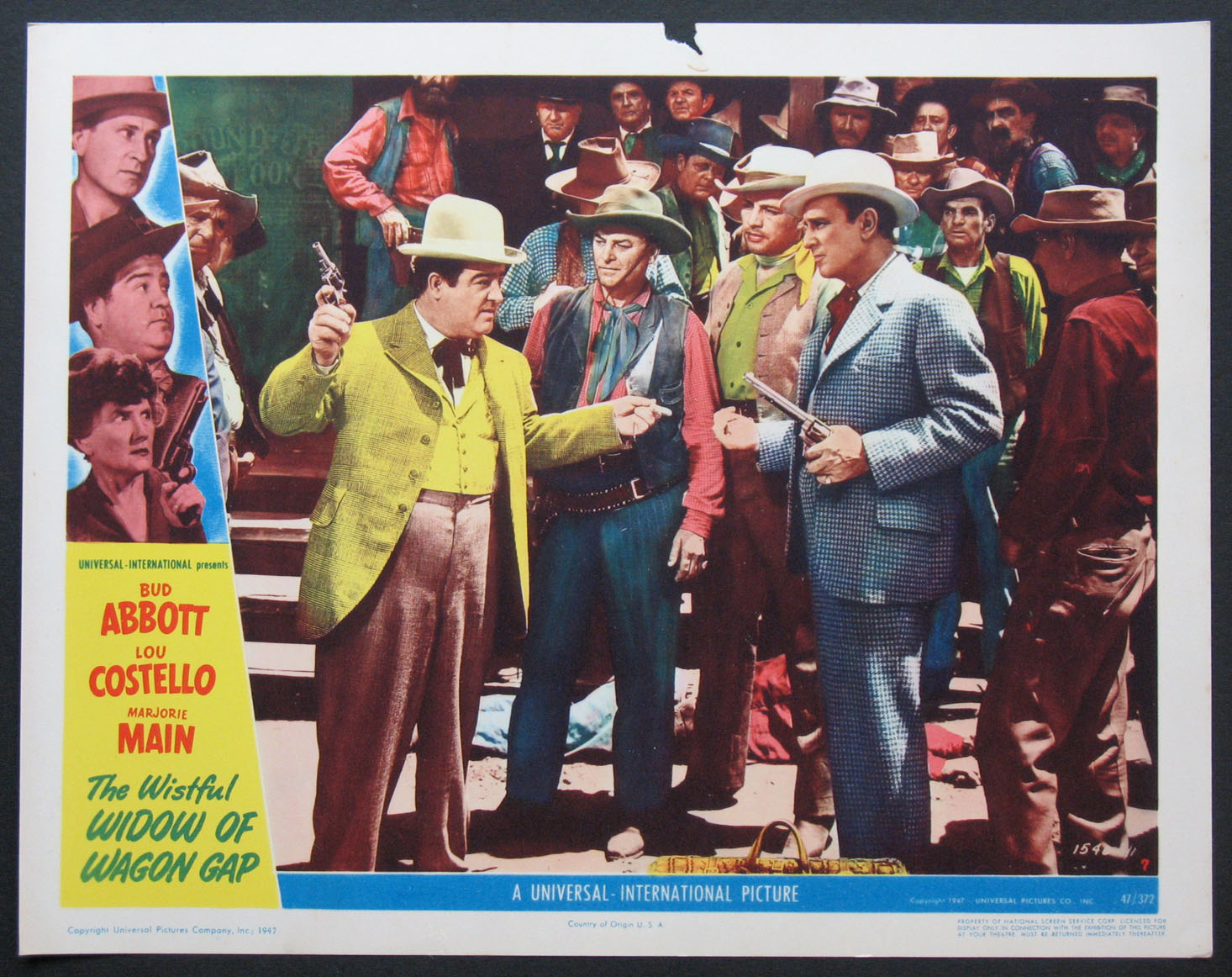 WISTFUL WIDOW OF WAGON GAP (Abbott and Costello) @ FilmPosters.com