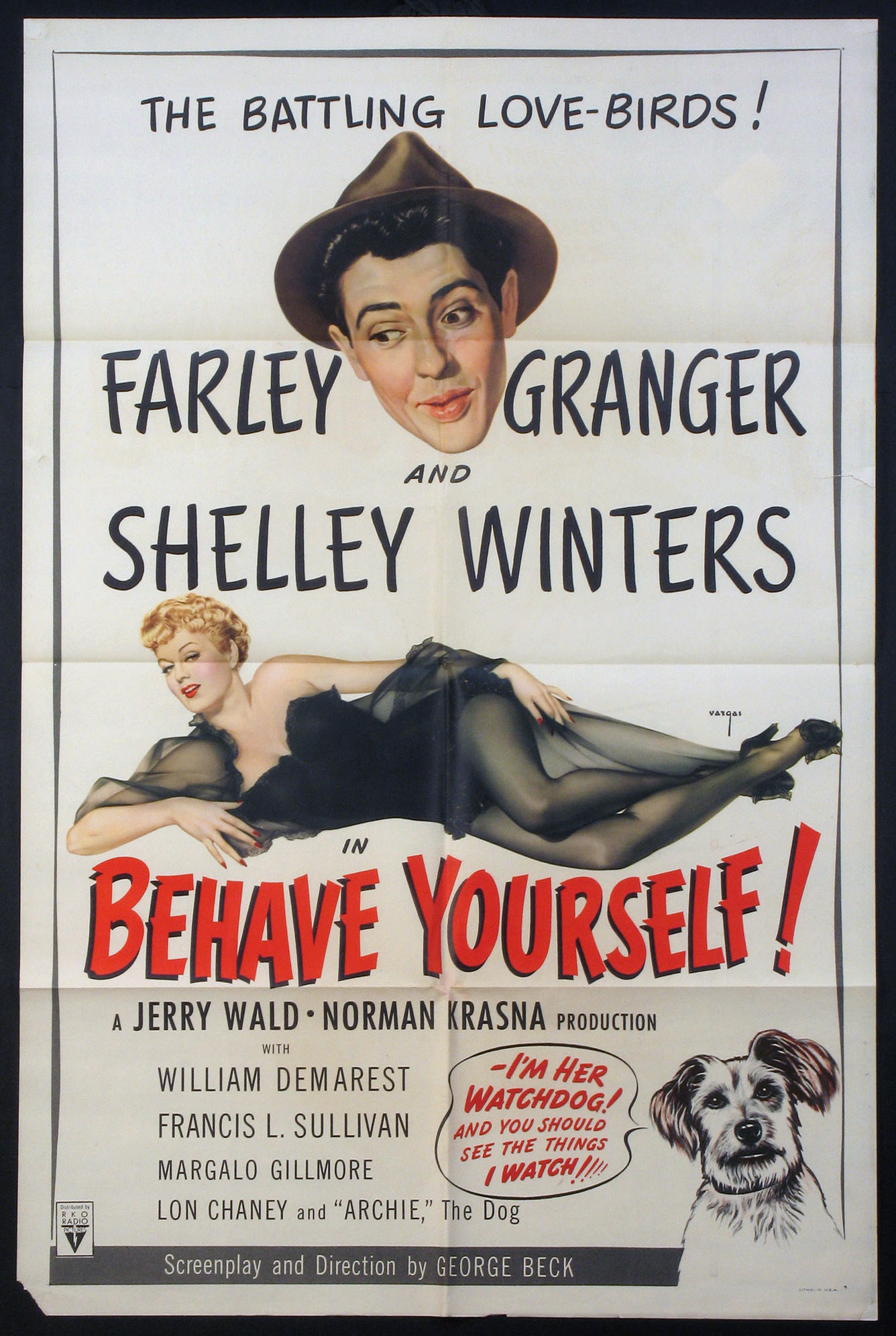 BEHAVE YOURSELF @ FilmPosters.com