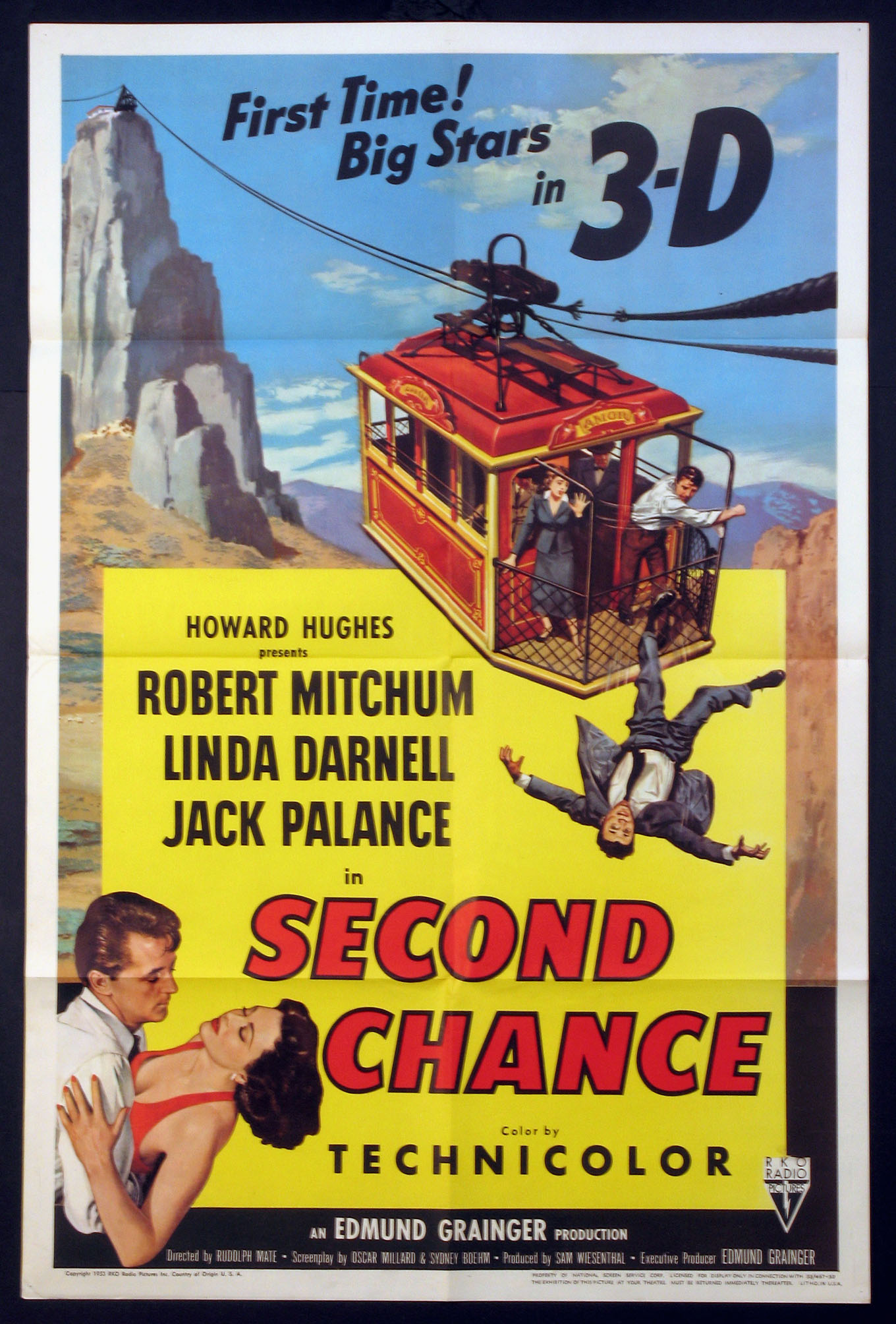SECOND CHANCE @ FilmPosters.com