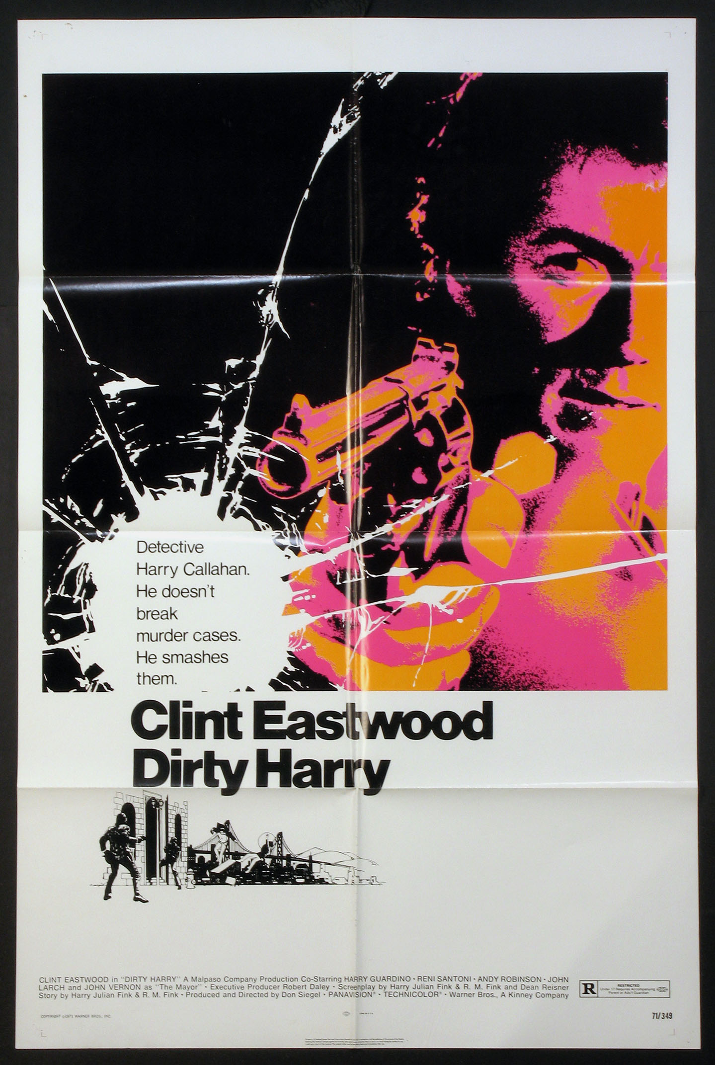 DIRTY HARRY @ FilmPosters.com