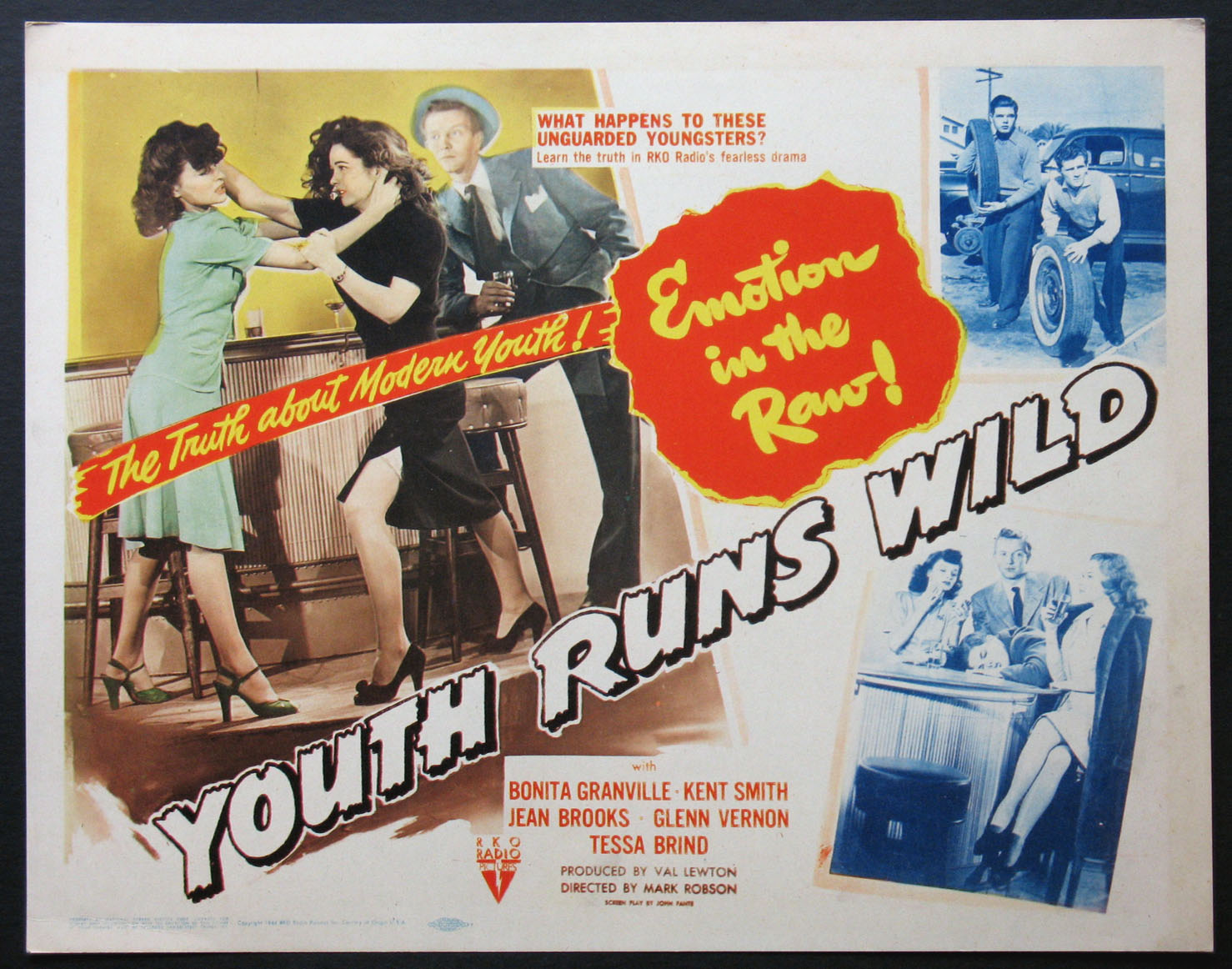 YOUTH RUNS WILD @ FilmPosters.com