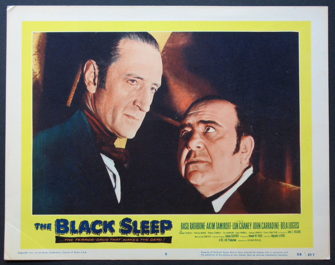 BLACK SLEEP, THE @ FilmPosters.com