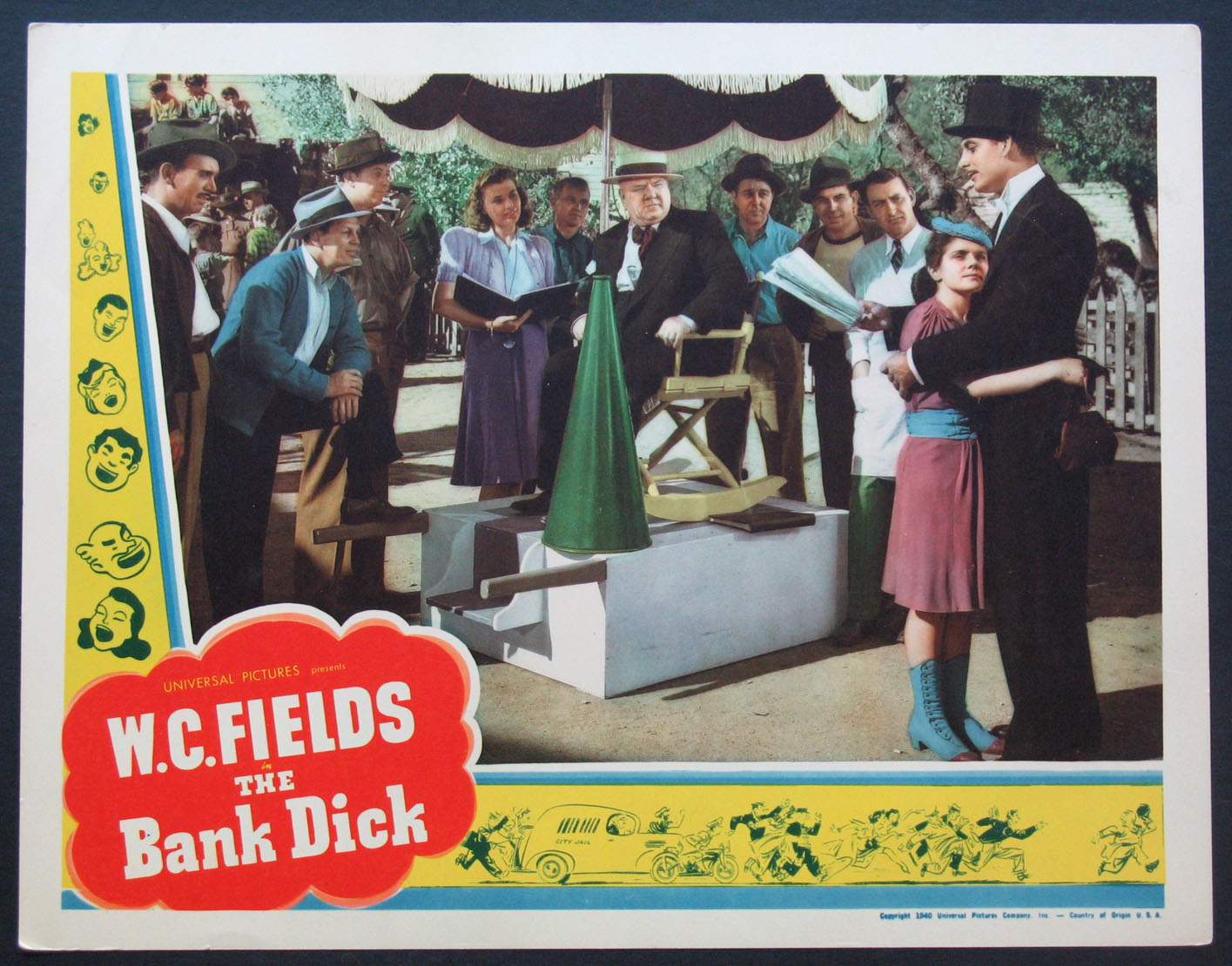 BANK DICK, THE (The Bank Dick) @ FilmPosters.com