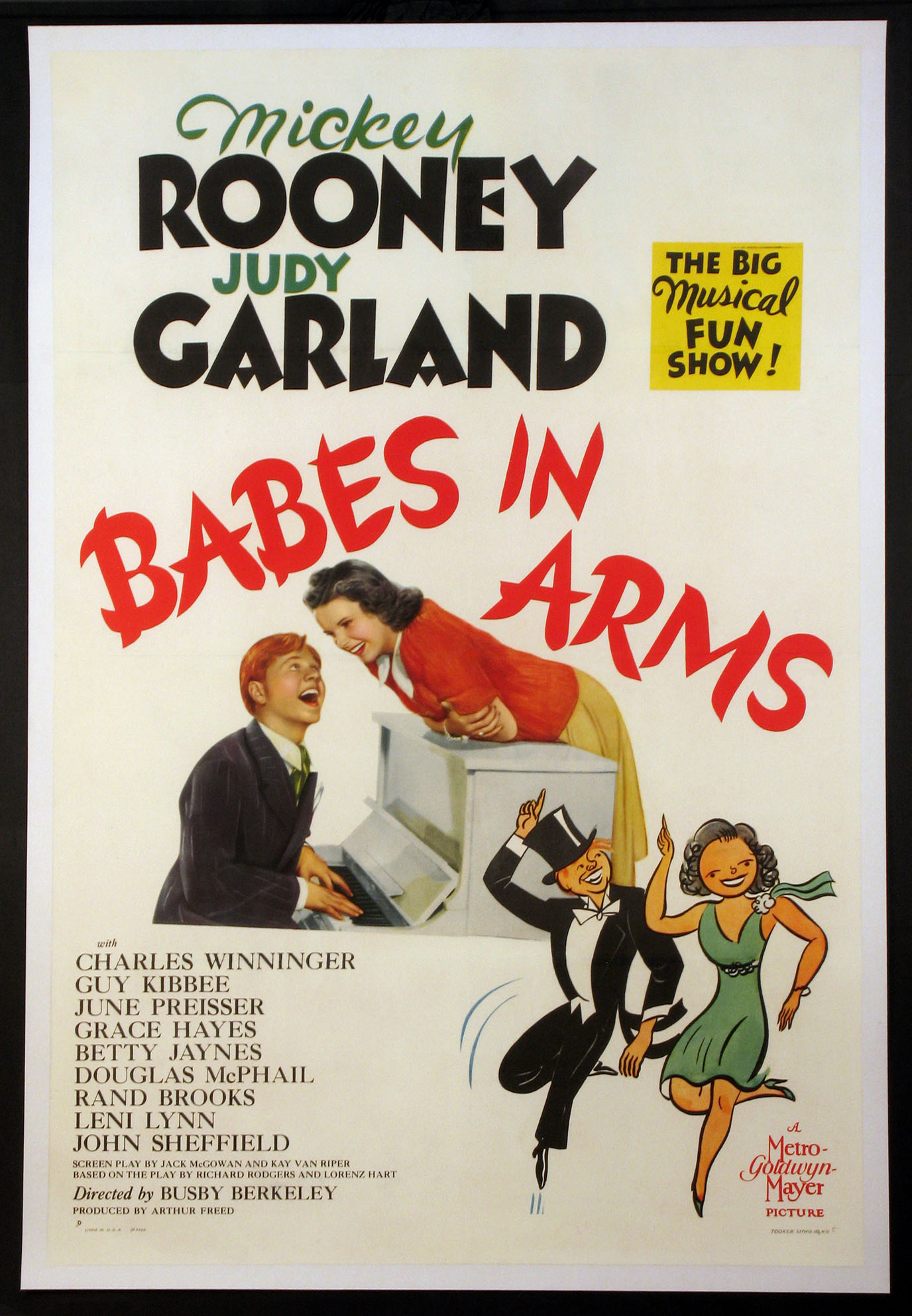 BABES IN ARMS @ FilmPosters.com