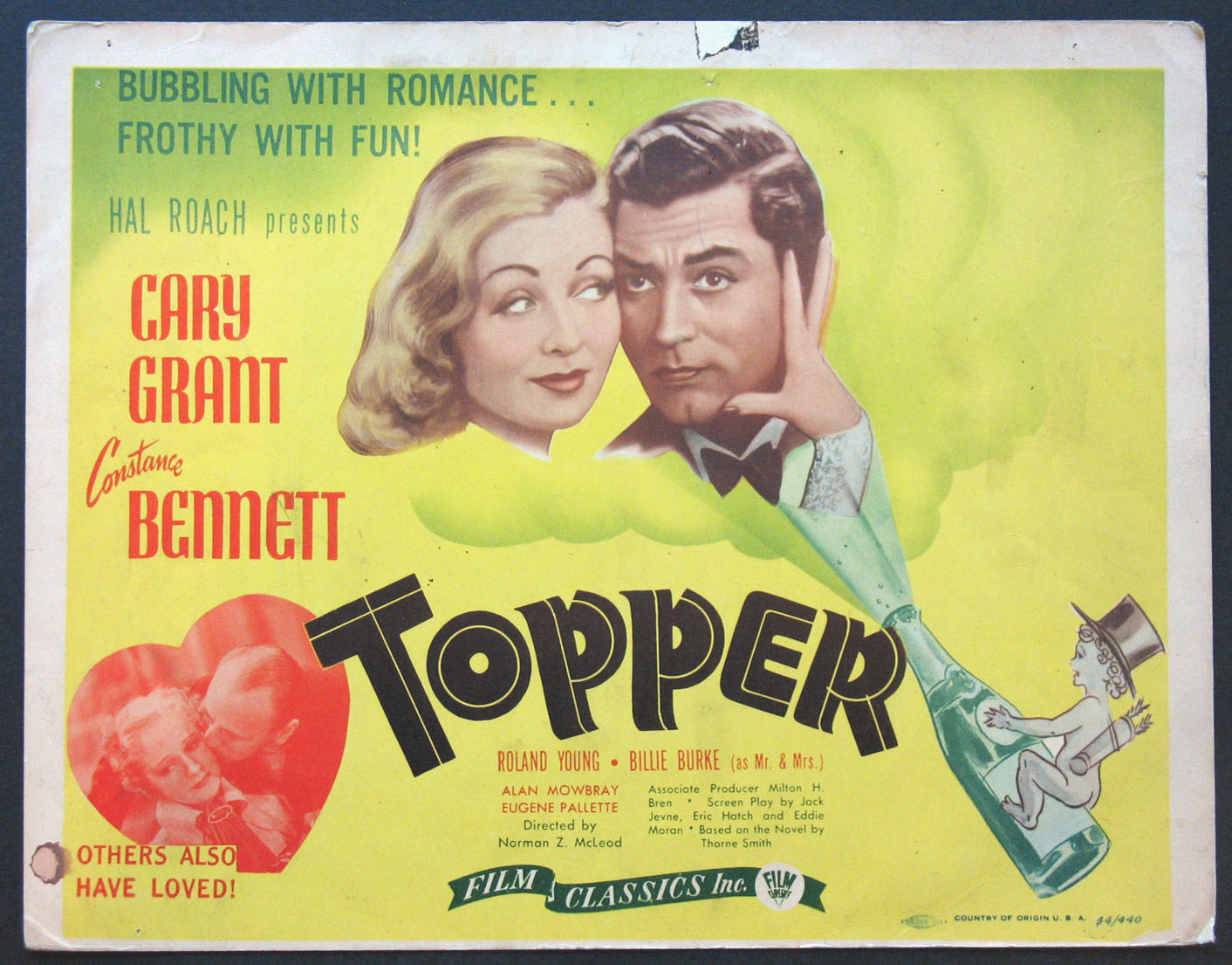 TOPPER @ FilmPosters.com