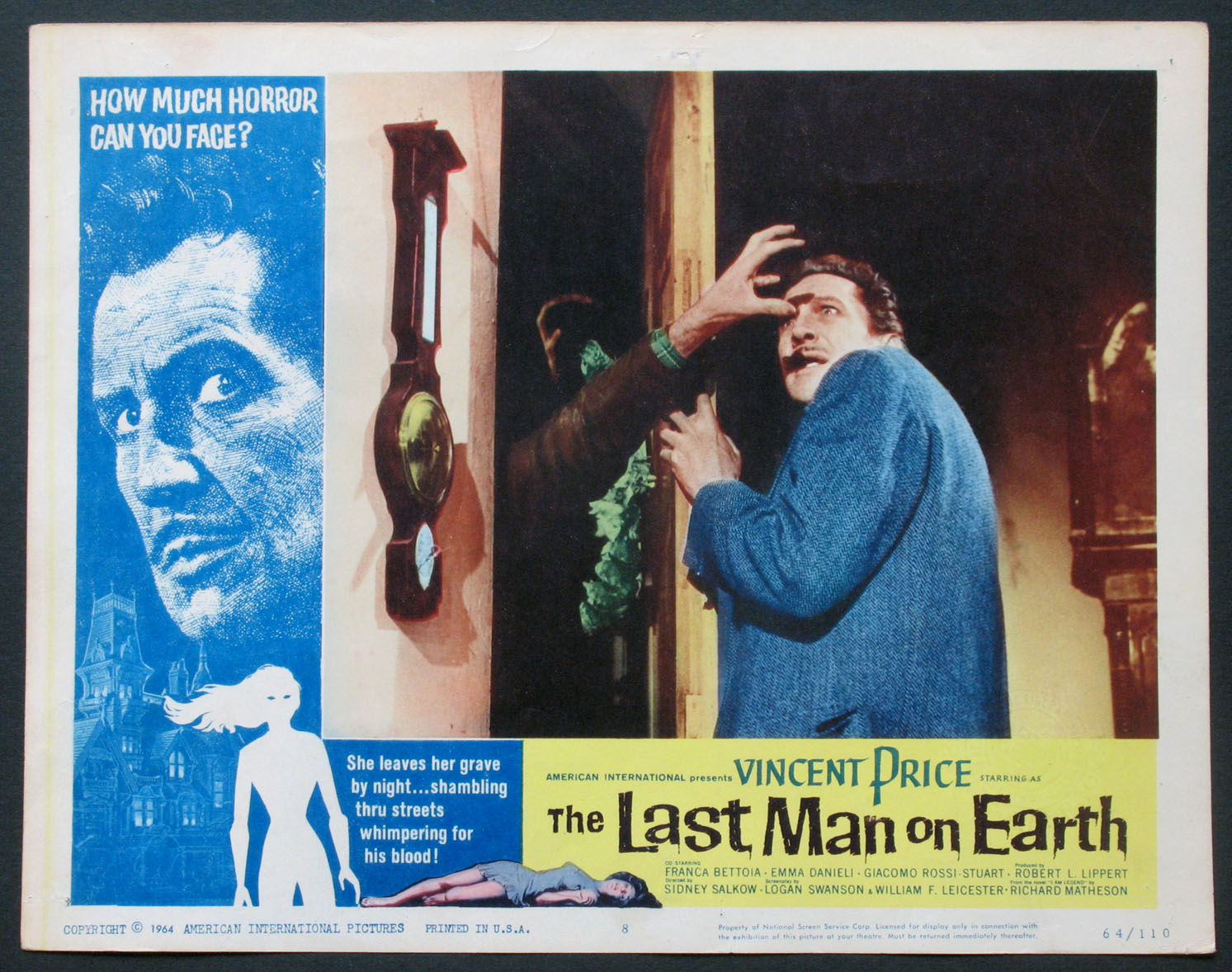 LAST MAN ON EARTH @ FilmPosters.com
