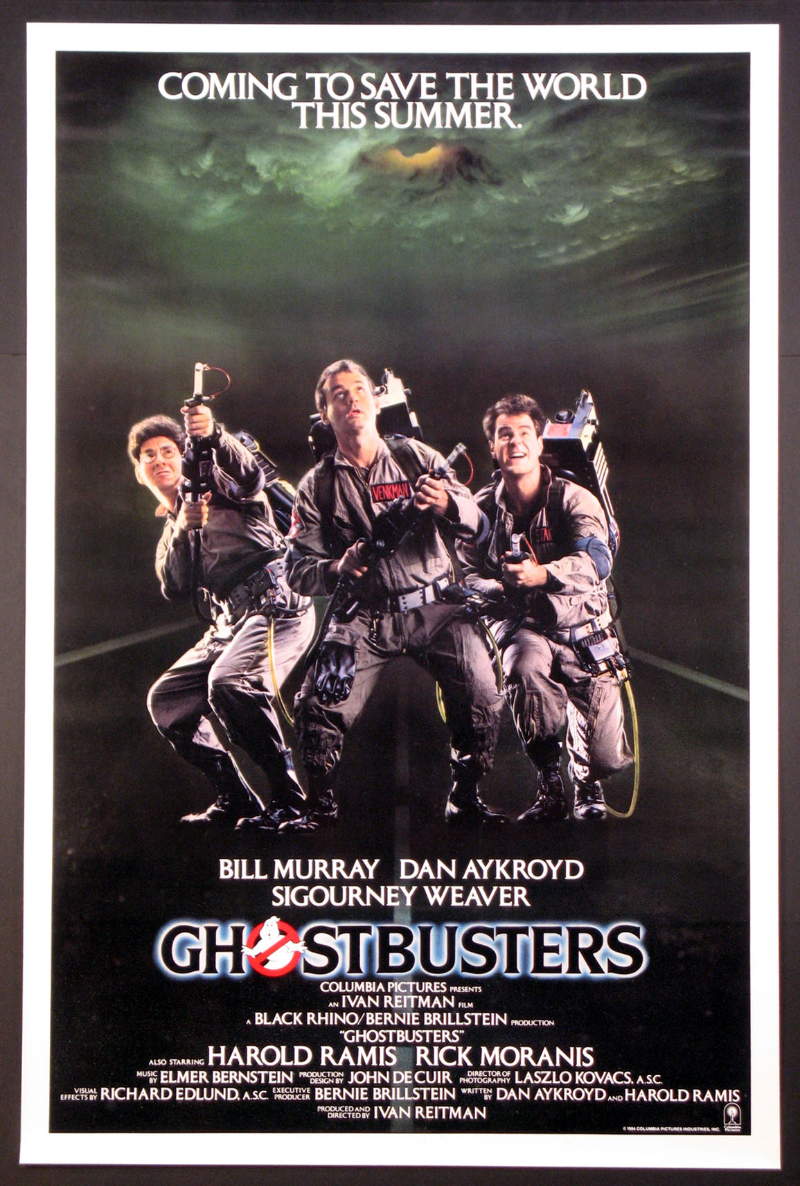 GHOSTBUSTERS (Ghost Busters) @ FilmPosters.com