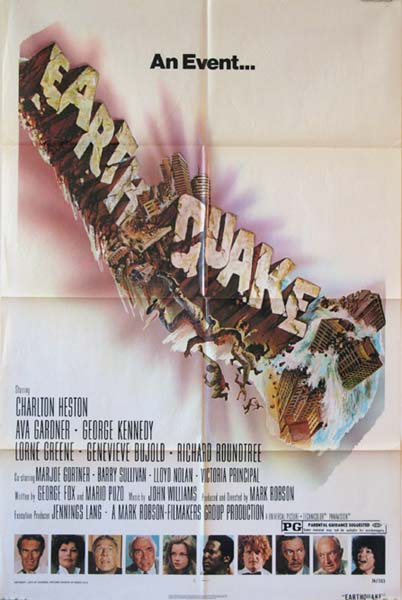 EARTHQUAKE @ FilmPosters.com