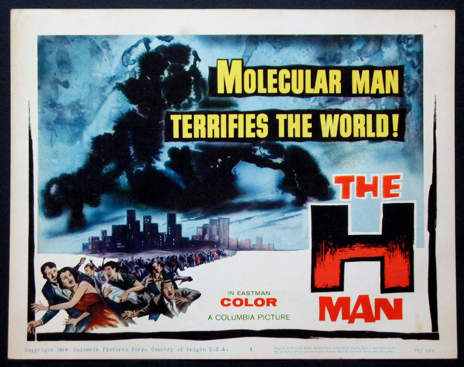 H MAN, THE (The H-Man) @ FilmPosters.com