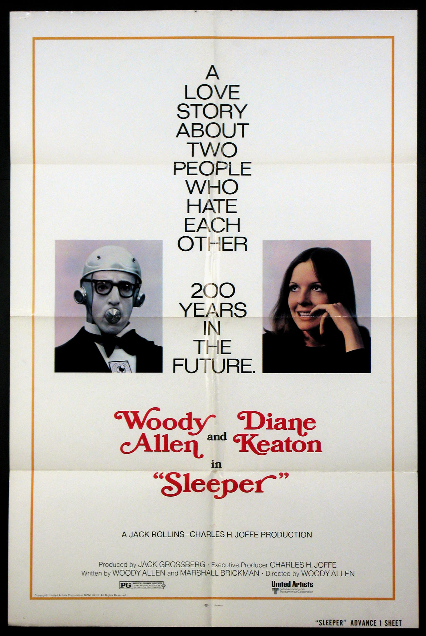 SLEEPER @ FilmPosters.com