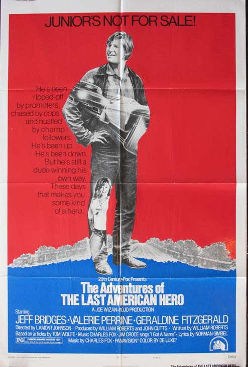 LAST AMERICAN HERO, THE @ FilmPosters.com