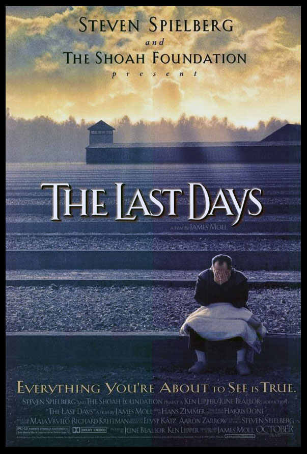 LAST DAYS, THE (The Last Days) @ FilmPosters.com