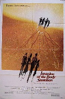 INVASION OF THE BODY SNATCHERS @ FilmPosters.com