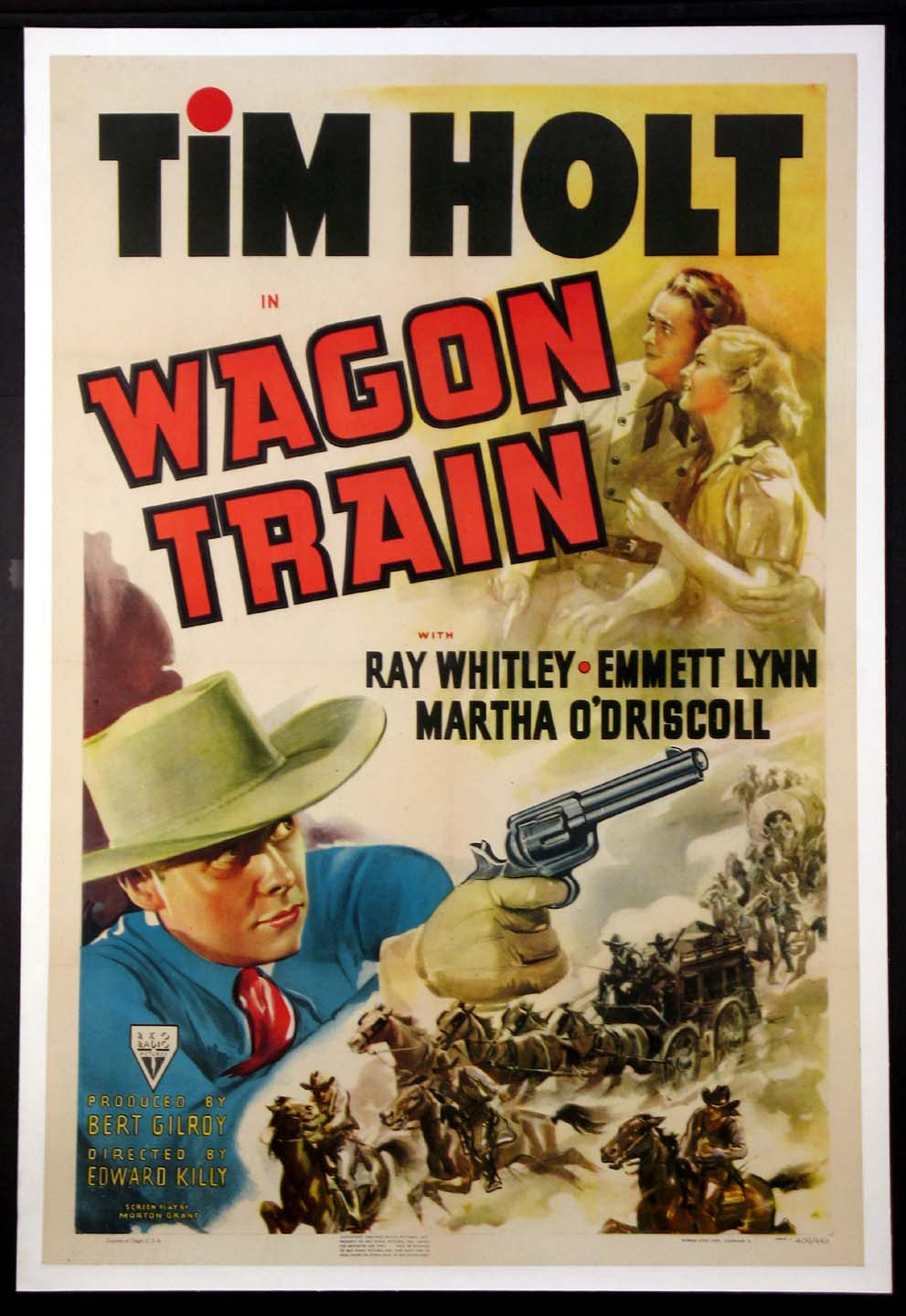 WAGON TRAIN @ FilmPosters.com