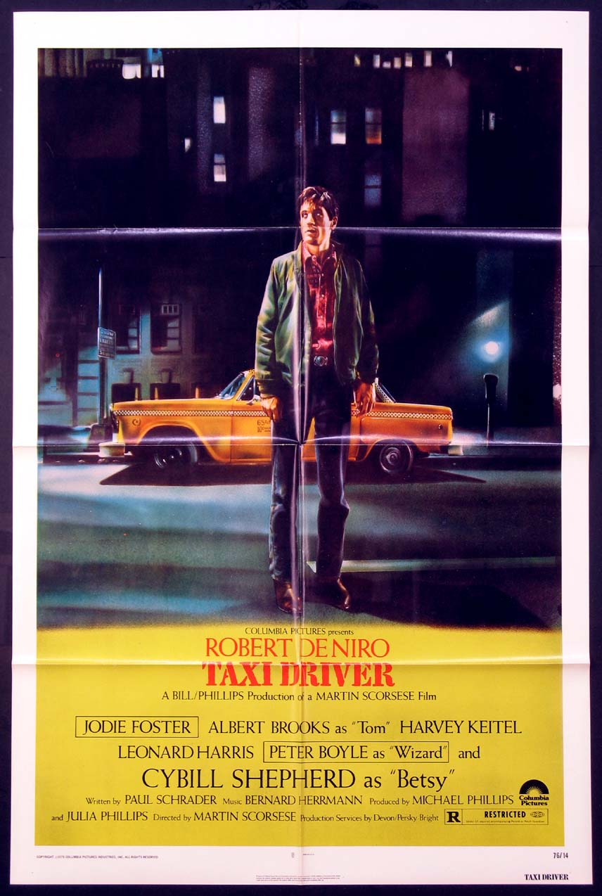 TAXI DRIVER @ FilmPosters.com