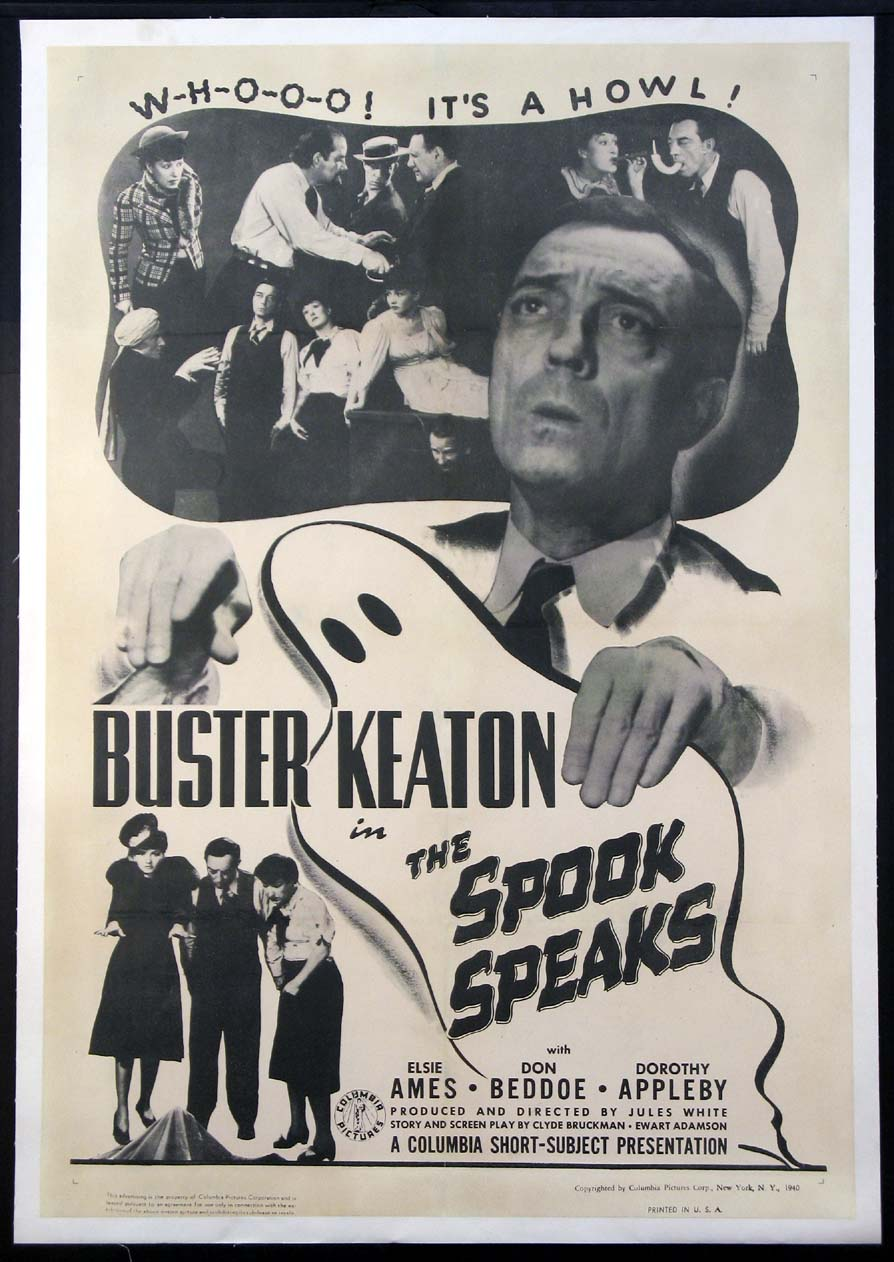 SPOOK SPEAKS, THE @ FilmPosters.com