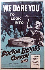DOCTOR BLOOD'S COFFIN (Dr. Bloods Coffin) @ FilmPosters.com