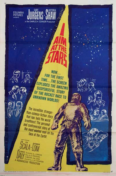I AIM AT THE STARS @ FilmPosters.com