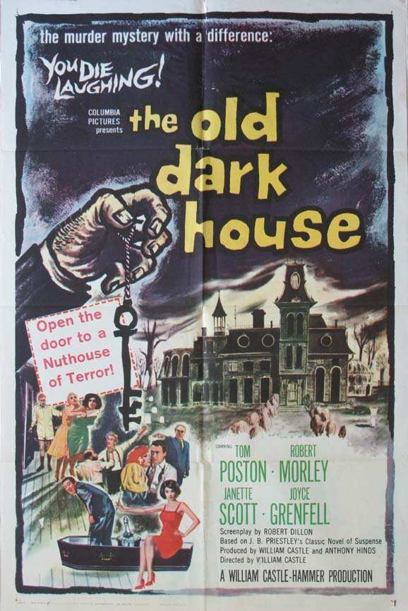 OLD DARK HOUSE, THE @ FilmPosters.com