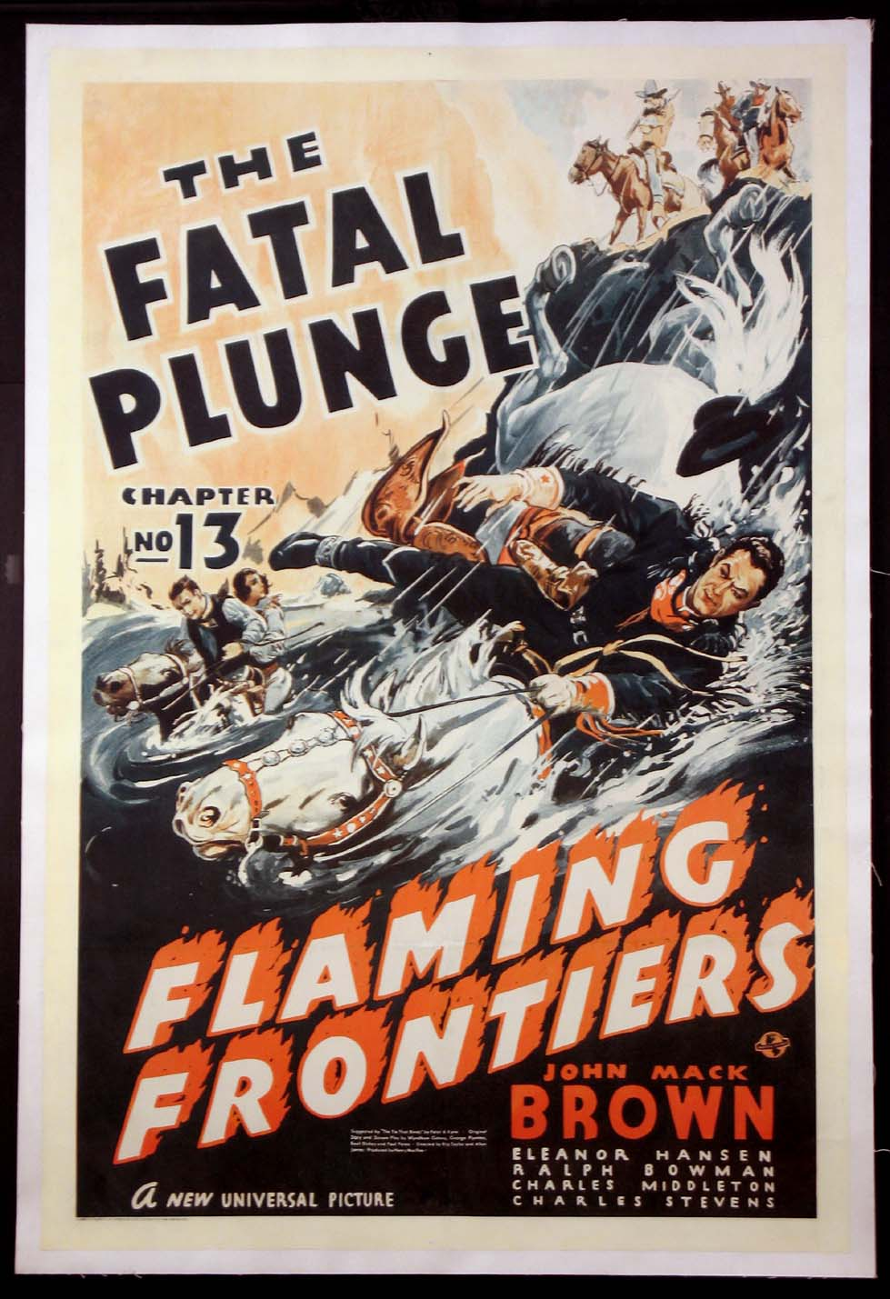 FLAMING FRONTIERS (Chap #13) @ FilmPosters.com