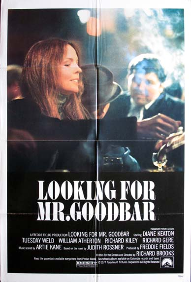LOOKING FOR MR. GOODBAR @ FilmPosters.com