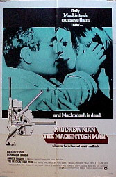 MACKINTOSH MAN, THE @ FilmPosters.com