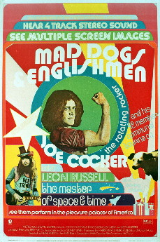 MAD DOGS AND ENGLISHMEN @ FilmPosters.com