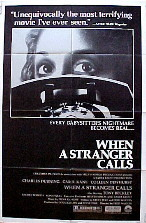 WHEN A STRANGER CALLS @ FilmPosters.com