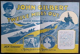 TWELVE MILES OUT @ FilmPosters.com
