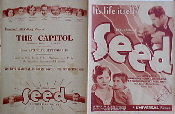 SEED @ FilmPosters.com