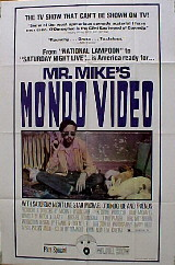 MISTER MIKE'S MONDO VIDEO (Mr. Mikes Mondo Video) @ FilmPosters.com