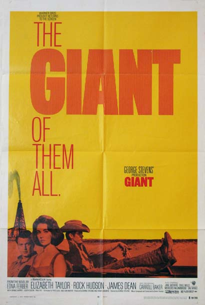 GIANT @ FilmPosters.com