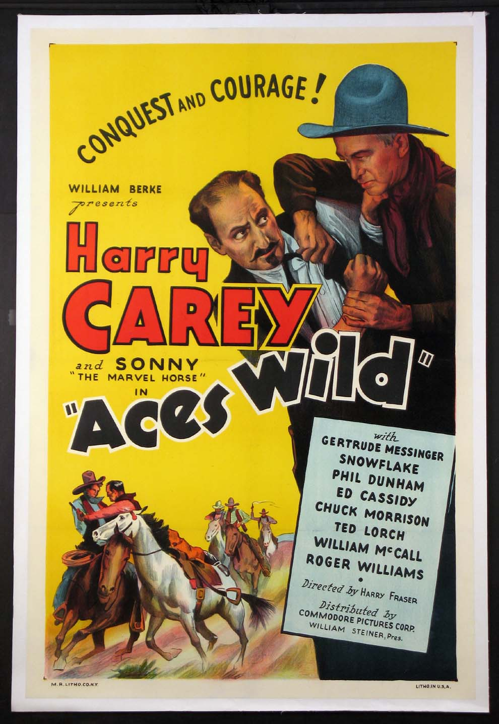 ACES WILD @ FilmPosters.com
