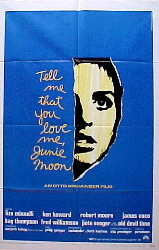 TELL ME THAT YOU LOVE ME JULIE MOON @ FilmPosters.com