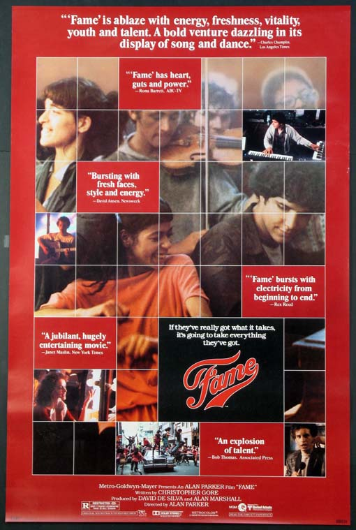 FAME @ FilmPosters.com