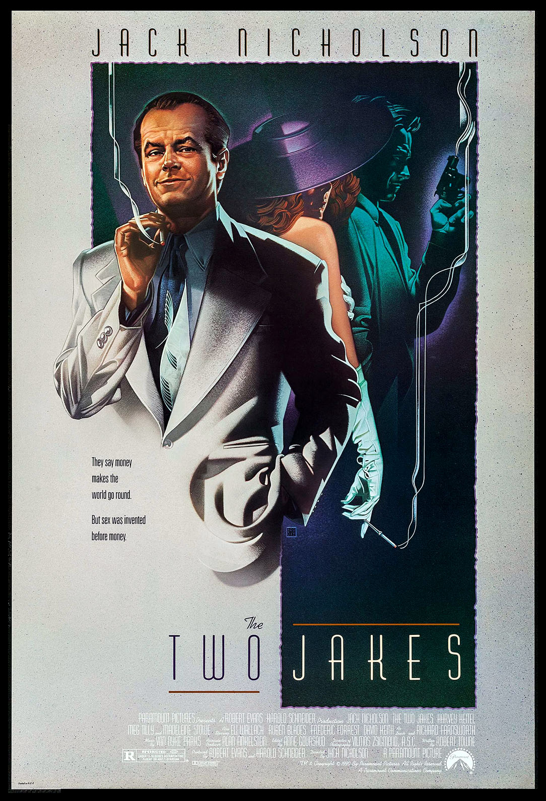 TWO JAKES, THE @ FilmPosters.com