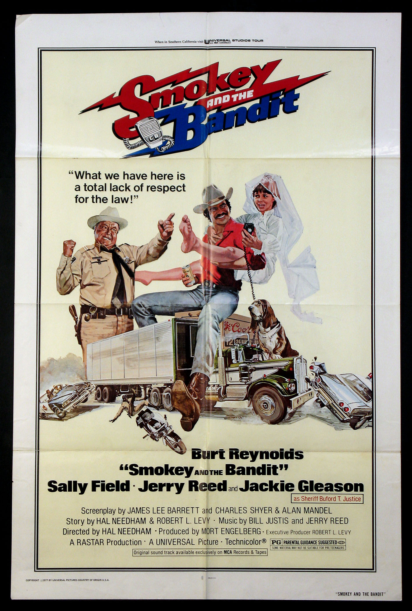 SMOKEY AND THE BANDIT @ FilmPosters.com