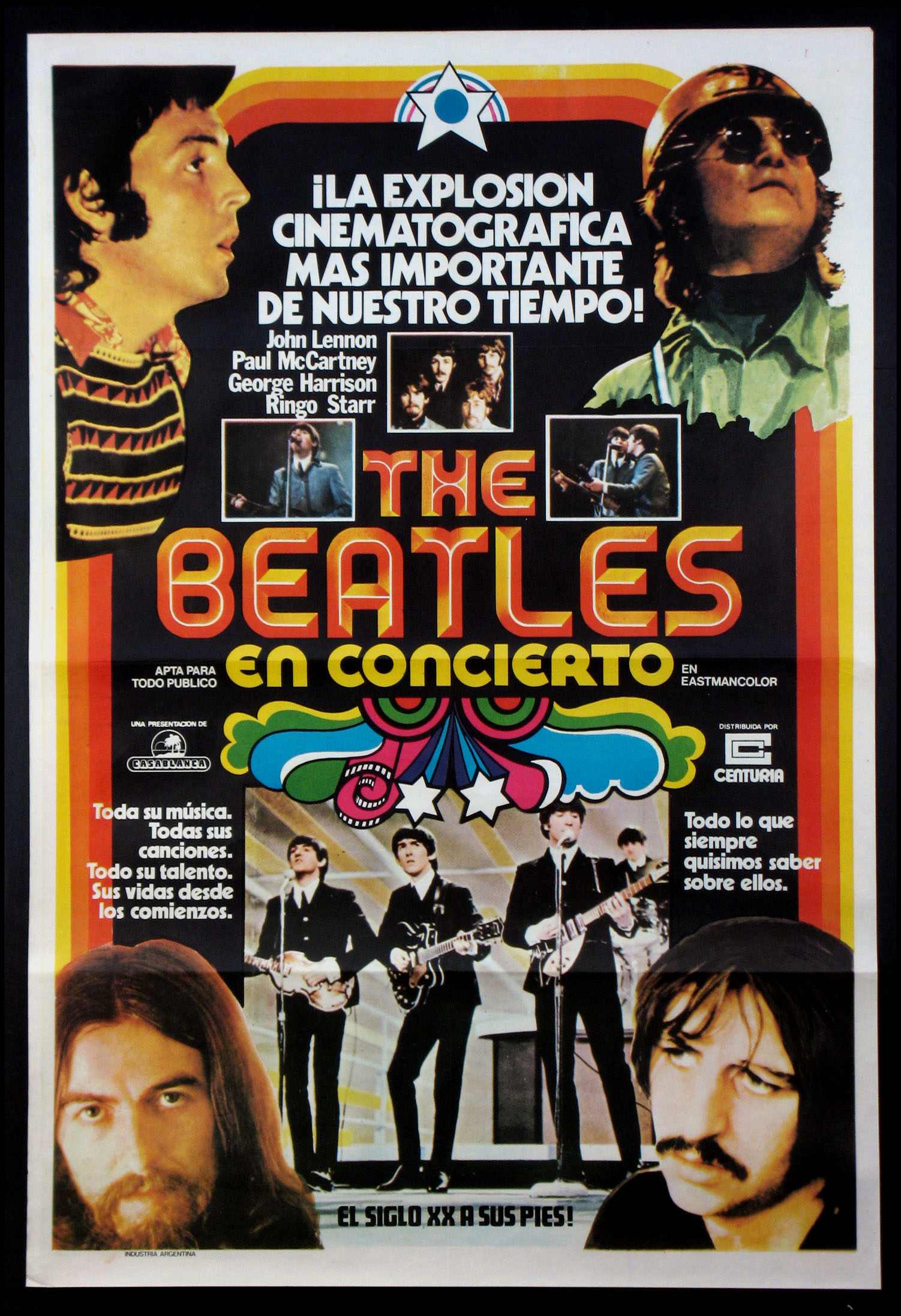 BEATLES IN CONCERT, THE @ FilmPosters.com